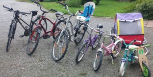 Location vélo La Croix-Galliot