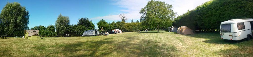 Camping pré-vert complet