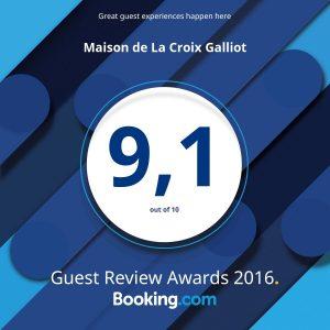 Prix Avis Clients Booking 2016